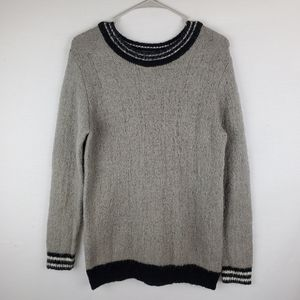 Shrinking Violet (Anthropologie) sweater